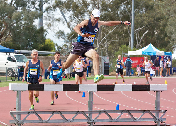 Australian Masters Athletics Championships 2013