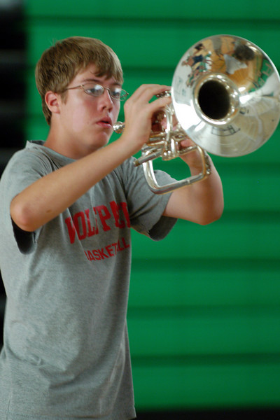 2009-08-05: Band Camp Day 3