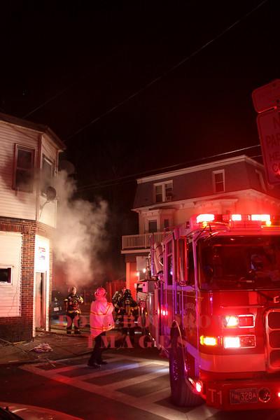 Chelsea, MA - 2nd Alarm, 255 Spruce Street, 12-24-10