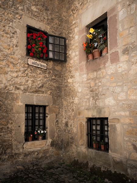 Habitaciones florales