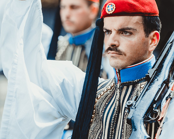 2016 Athens Greece Greek Presidential Guard ΠΡΟΕΔΡΙΚΗ ΦΡΟΥΡΑ