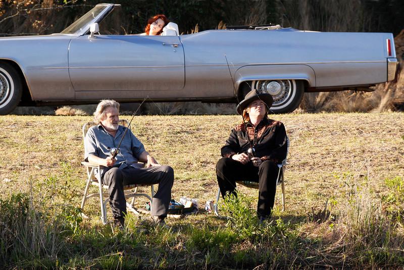 Kris Kristofferson / Hilarie Burton / Val Kilmer