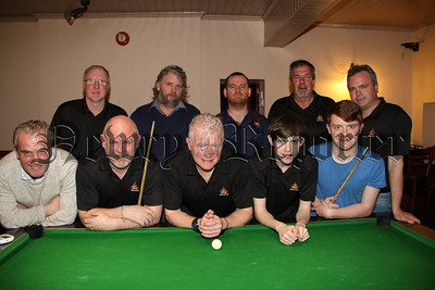 POOL IN THE WINDMILL BAR THURSDAY 21ST APRIL 2016
