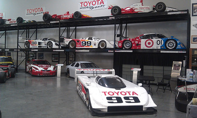 Toyota USA Automobile Museum - 23 July '13