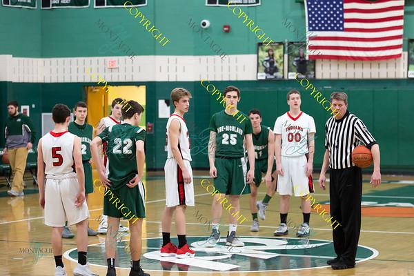 PR Basketball Freshman 02102019