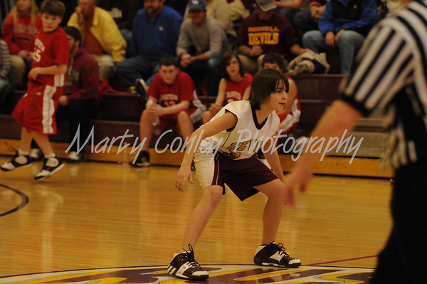2009 Russell vs. Fairview 7th Grade