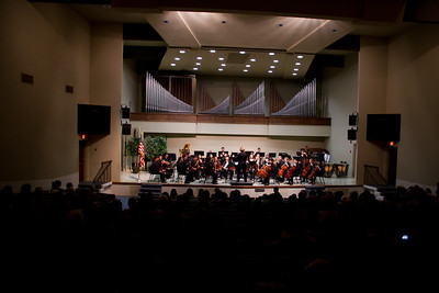 PUC Orchestra Fall Concert 11 13 2011