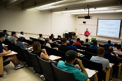 GSB LSU - classes