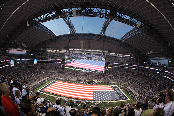 Cowboys Stadium/ATT Stadium