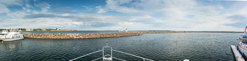 Docked in Kingston
