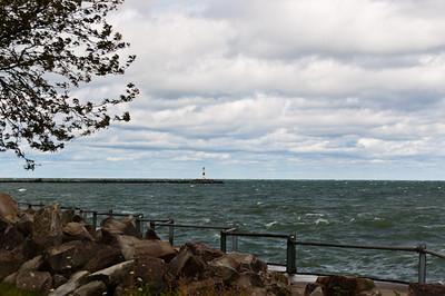 Dramatic Day - Lake Erie