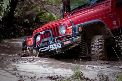 2011 Jeep Club Champs