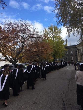 Woodsworth Convocation November 2018