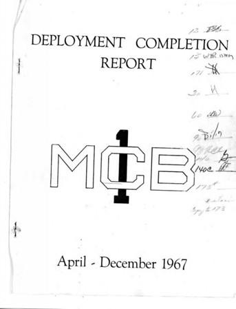 NMCB-1 1967