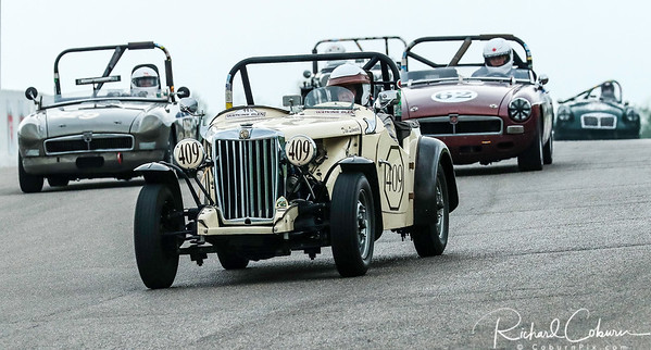 MG vs Triumph Challenge
