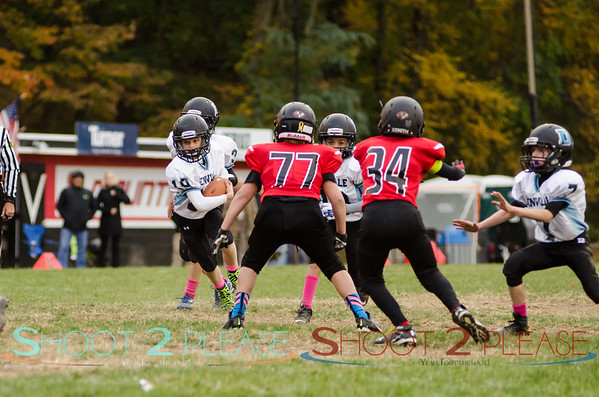 Oct 24 - PeeWee vs Somerset