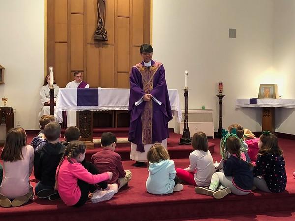 2019.03.17 Family Mass (St. Mary)