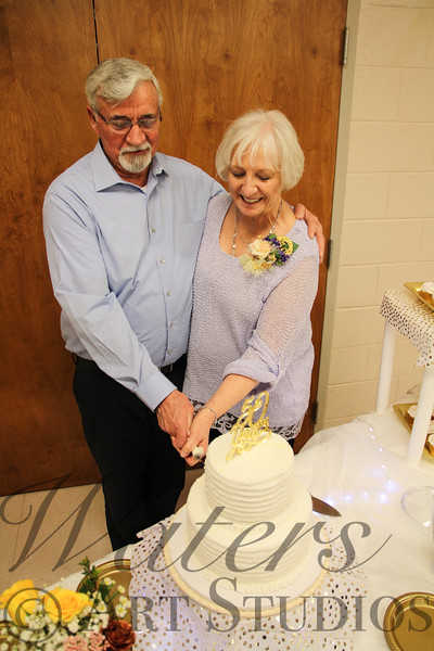 Paul & Margie's 50th Anniversary