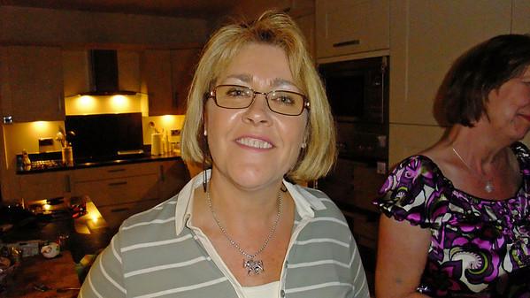Helen's school reunion 24-07-09