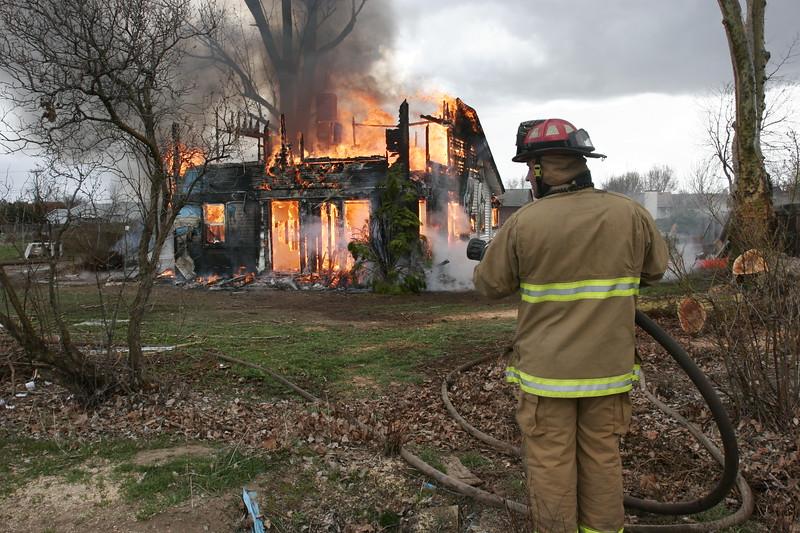 House Fire Boise I