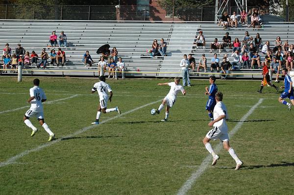 Men's Soccer Oct 1st