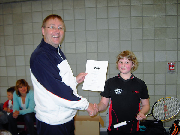18.05.2008 - Jeugdplan - Uitreiking Certificaat A
