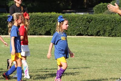 2018 9-19 Quinn's Fall Soccer #1