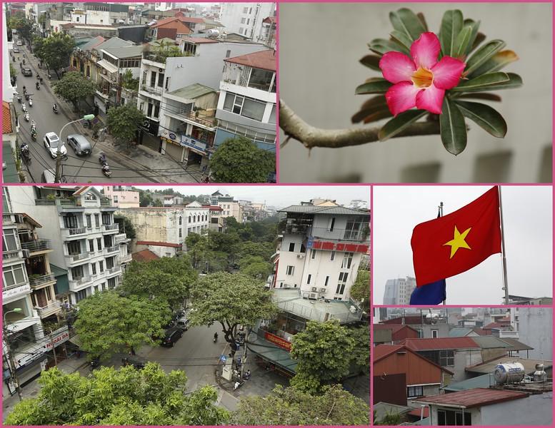 Day 9: Monday, Oct. 28th: Hanoi to Haiphong Harbor
