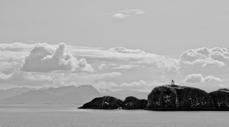 Lighthouse Near Flatey Island