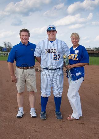 NDCL Baseball Seniors
