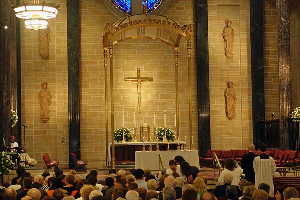 Ordination to the Priesthood of Rev. Mr. Jason M. Parzynski