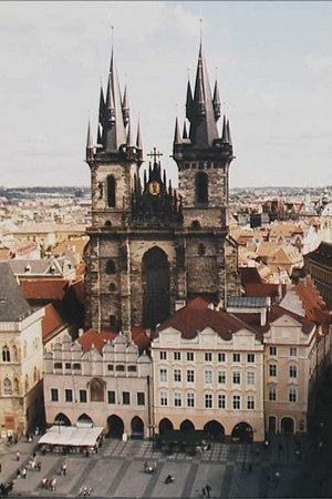 Prague October 1998