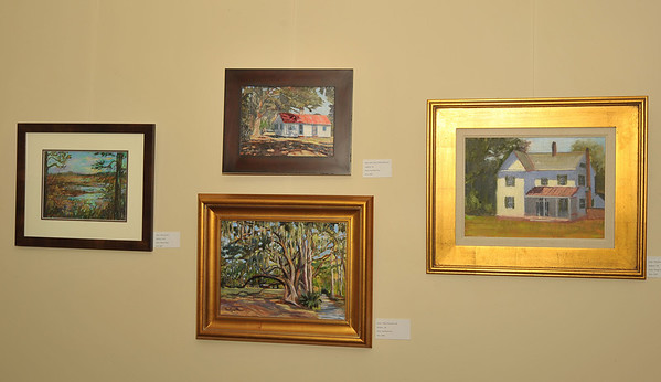 Hofwyl Plein Air Reception 04-25-13