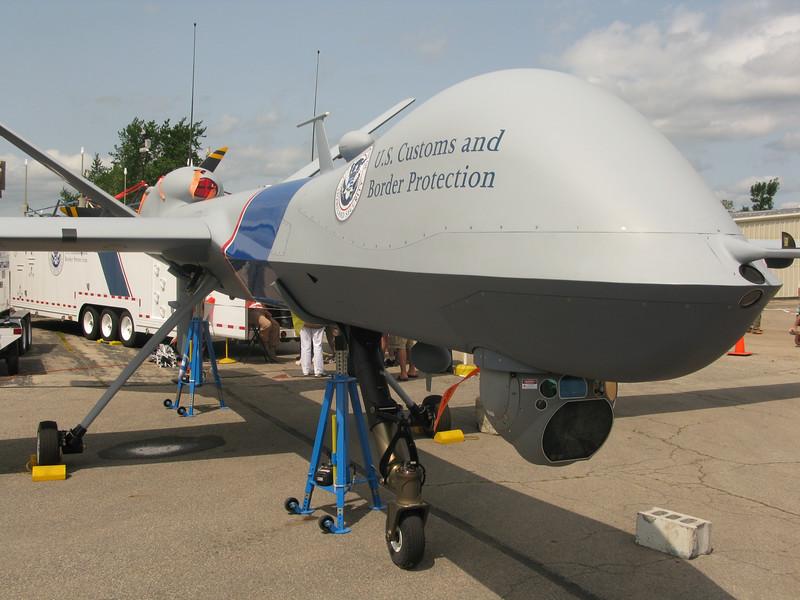 Unmanned Predator B