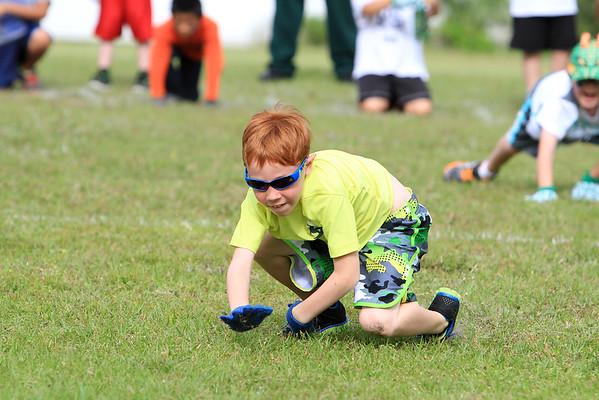 Suwannee Primary First Grade Field Day 2016