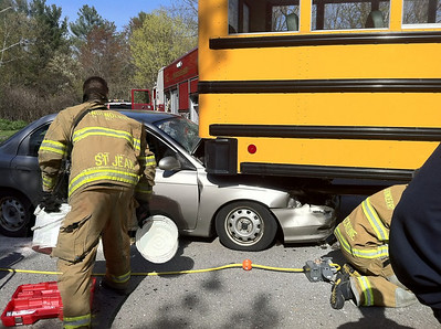 Londonderry Bus Accident May 6, 2011