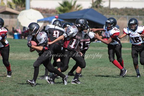 vs Riverbank Raiders