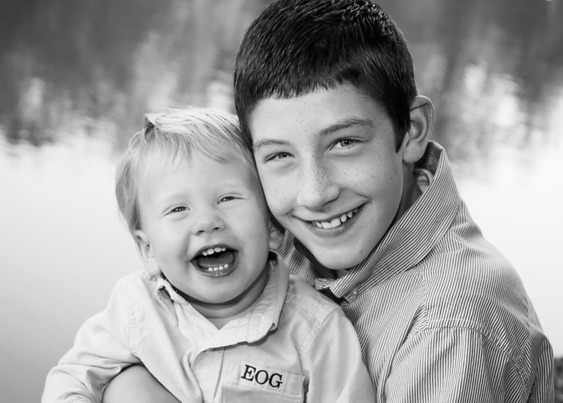 Happiest Brothers Ever close crop bw (1 of 1).jpg
