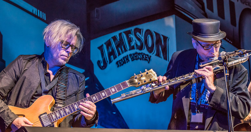 Phil Solem and Steve Clark-Jeff Dayton and Friends--Benefit for Camp Gratitude 2015-The Pourhouse, Mpls.