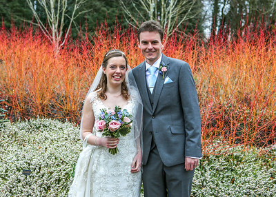 Anna&Chris, Bressingham High Barn