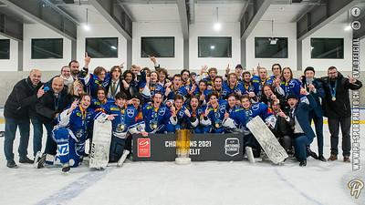EVZ U20-Elit - EHC Biel-Bienne Spirit