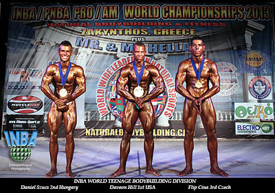 2013 INBA World Championships Finals in Zakynthos, Greece