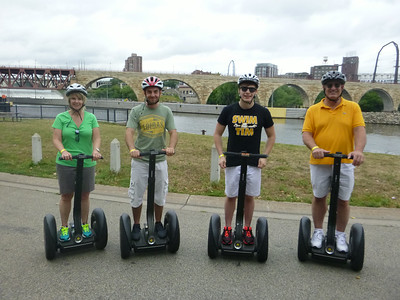 Minneapolis: August 21, 2014 (9:30 AM Tour)