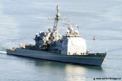 USS Bunker Hill CG-52