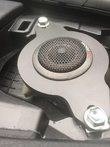 2013 Lexus GS350 Dash Tweeter Installation - USA