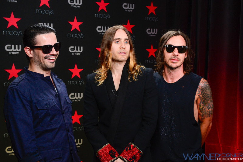 30 Seconds to Mars at the iHearRadio Music Festival