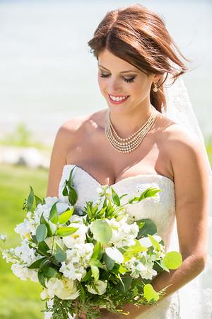 Mullet Lake Cheboygan Michigan Wedding Photography