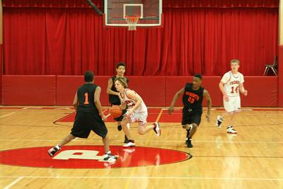 Boys Freshman Basketball - 1/6/2009 Muskegon Heights