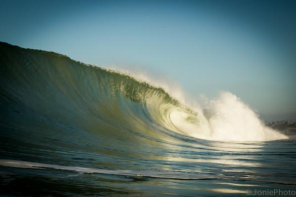 San Clemente Surfing Rivis