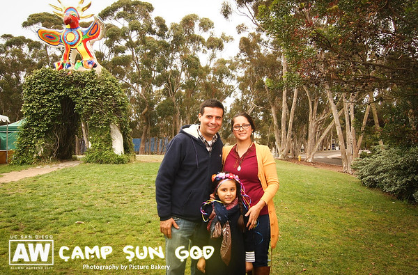 UCSD Alumni Weekend 2017  Camp Sun God